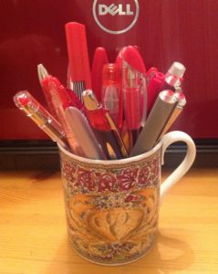 red-pens